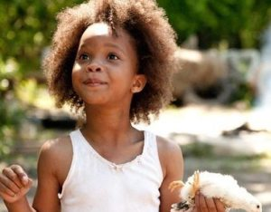 Fun fact: At 9, Quvenzhané Wallis is the youngest person to ever be nominated for Best Actress. What have you accomplished lately? Photo from Cinema Scope.
