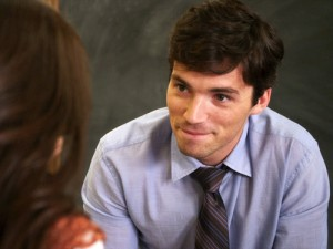 Ezra may look cute, but he might just be the biggest liar of them all. Photo from Fan Pop.