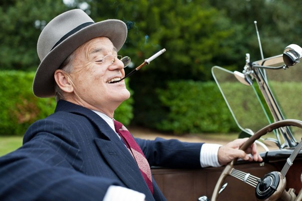 Bill Murray for president. Photo from The Washington Post.