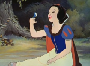 "So what if Snow White cemented all of those horrible princess clichés? Disney classics like ""Mulan"" and ""Hercules"" wouldn't exist without her. Photo from FanPop."