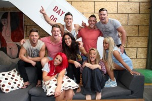 We can't even tell if the Geordie Shore cast is actually British. Photo from Geordie Shore Online.