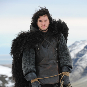 "Being a ""brother of the Night's Watch"" technically makes him unbangable, but....Photo from Fanpop."