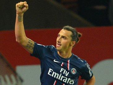 Zlatan Ibrahimovic will miss the first leg versus (team).