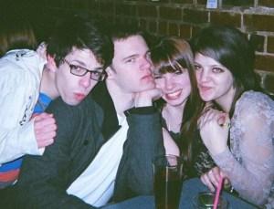 More people I miss/Speakeasy family photo. Photo stolen from Juliette Rocheleau.