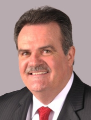 Mark Martin, color analyst for the Marshall Thundering Herd (WCHS TV)
