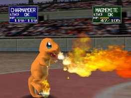 Friends don't let friends beat them in Pokemon Stadium. Photo by G/C Entertainment System blog.