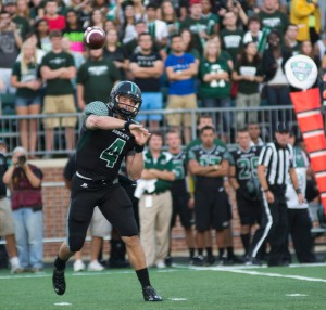 Ohio's blackout uniforms have become a fan favorite. (Mark Clavin)