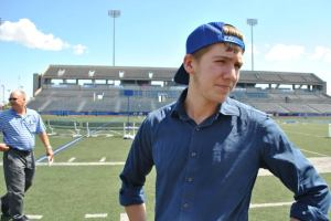 Aaron Mansfield is the editor-in-chief at The Spectrum, serving the University of Buffalo (Gentlemen of Sport).