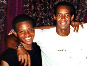 Photograph of John Allen Muhammad and Lee Boyd Malvo. Obtained from nydailynews.com