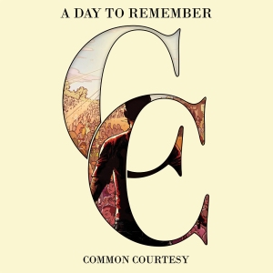 "The album cover for A Day to Remember's new album, ""Common Courtesy""."