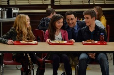 SABRINA CARPENTER, ROWAN BLANCHARD, BEN SAVAGE, PEYTON MEYER
