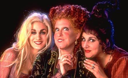 """It's all just a bunch of hocus pocus!"" Gotta love 'em. Photo from Fanpop."
