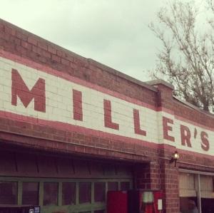 Miller's Chicken on West State Street is one of Athen's hidden gems.