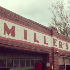 Miller's Chicken on West State Street is one of Athen's hidden gems.
