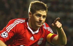 Sammons, a die-hard Liverpool fan, cites Steven Gerrard as her favorite Red.