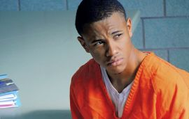 Tequan Richmond in a jumpsuit. Obtained from post-gazzette.com