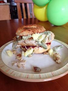 """Alex Hider's famous """"Thanksgiving Leftovers-which."""""""