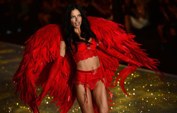 Victoria's Secret Fashion Show not flawless, still angelic ...
