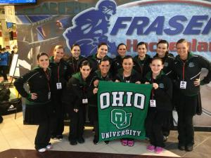 This past weekend, OUSST travelled to Fraser, Michigan and placed third!