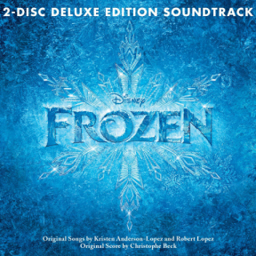 If this soundtrack isn't somewhere on your iTunes or in the CD player of your car, I suggest you fix that immediately. Photo from thewaltdisneycompany.com.
