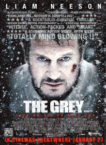 The Grey starring Liam Neeson helped inspire the Bobcats' nickname (Isle of Cinema)