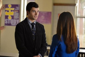 Ezra is the actual worst. Photo from Eric McCandless/ABC Family.