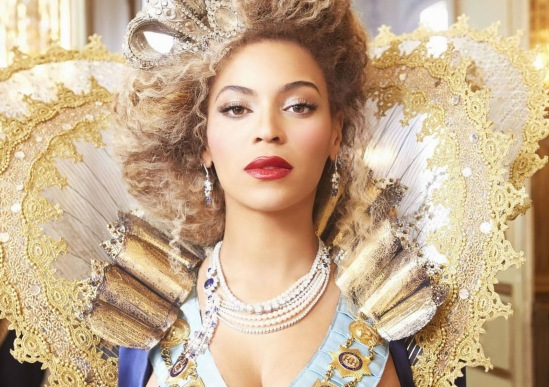 Mrs. Beyoncé Giselle Knowles-Carter. Even her name is amazing. Photo from Idolator.