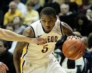 Rian Pearson scored 29 points to lead Toledo past Ohio on Wednesday. (Photo: toledofreepress.com)
