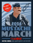 The MAC Tournament is sponsored by Barbasol Shaving Gel. This hurts the MAC's Mustache March. (photo: squadronposters.com)