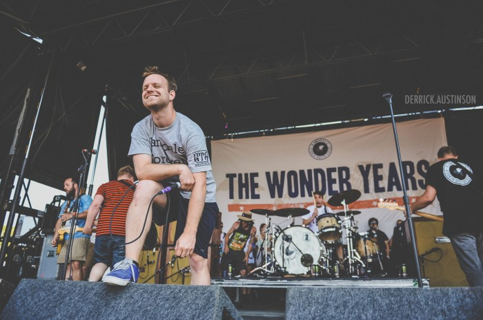 Cheesin' at Vans Warped Tour 2013. Photo from Wikipedia.