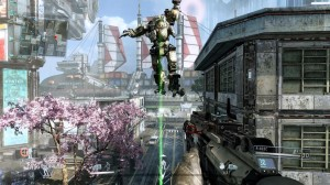 """""""Titanfall"""" offers much more than your basic first-person shooter. Photo from Crave Online."""