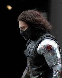 Sebastian Stan is absolutely terrifying (and kinda pretty) as the Winter Soldier. Photo from Hypable.
