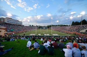 Ohio returns to Peden Stadium for its 2014 home opener on Saturday. (ohiobobcats.com)