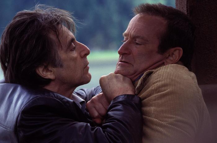 Al Pacino sure looks sleepy. Photo from sharewallpapers.