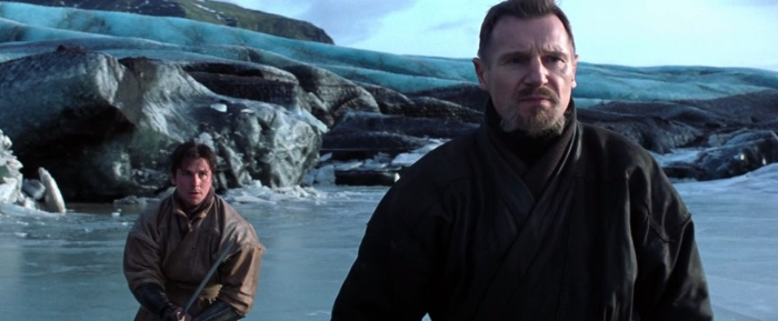 Qui-Gon Jinn sure came a long way from his days as a jedi. Photo from RandomIndependent.
