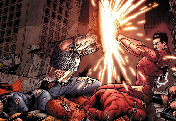 Marvel-Civil-War-Captain-America-vs-Iron-Man