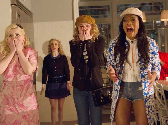 We're screaming for new fall t.v. and pumped for 'Scream Queens' Photo Credit: Vulture