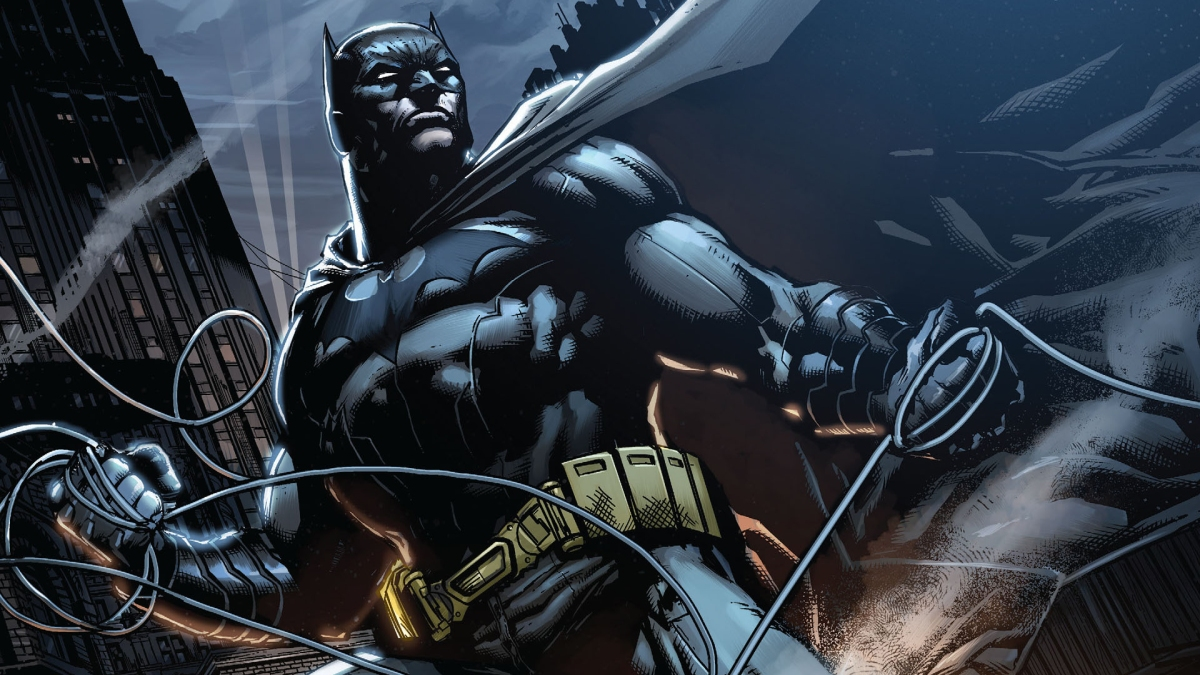 A Beginner's Guide to Batman Comics