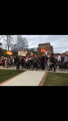 union rally