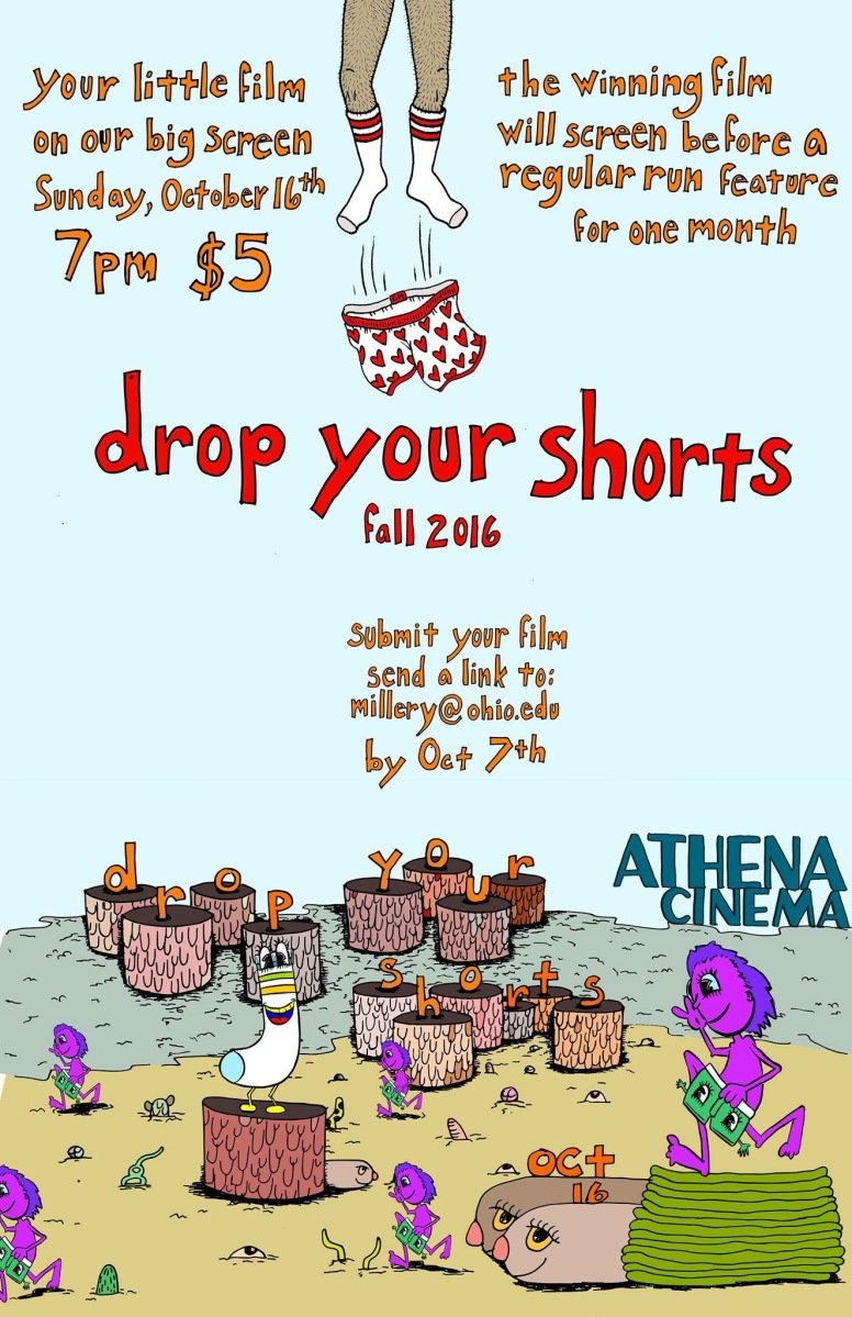 Drop Your Shorts: a celebration of local films