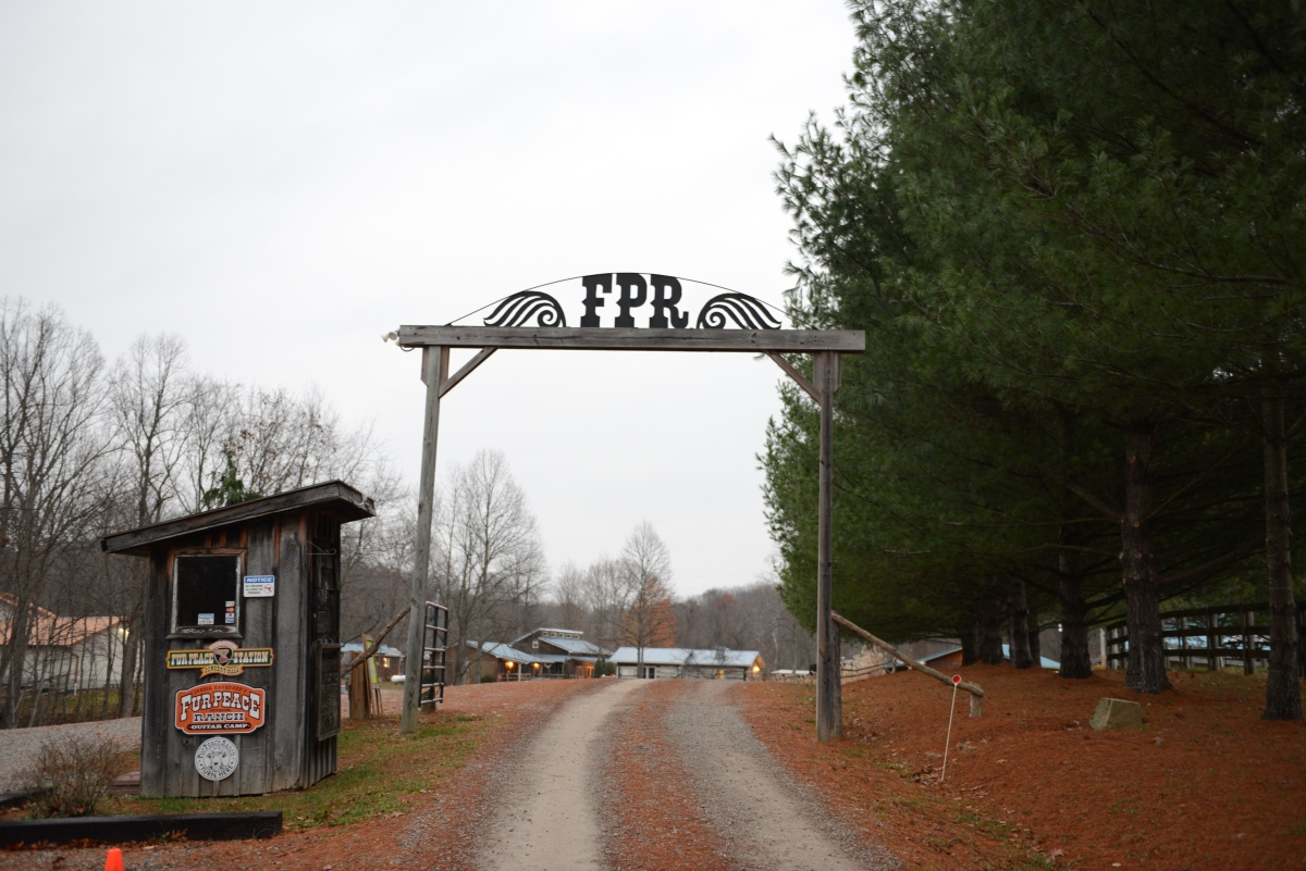 The Appalachian School of Rock: Fur Peace Ranch