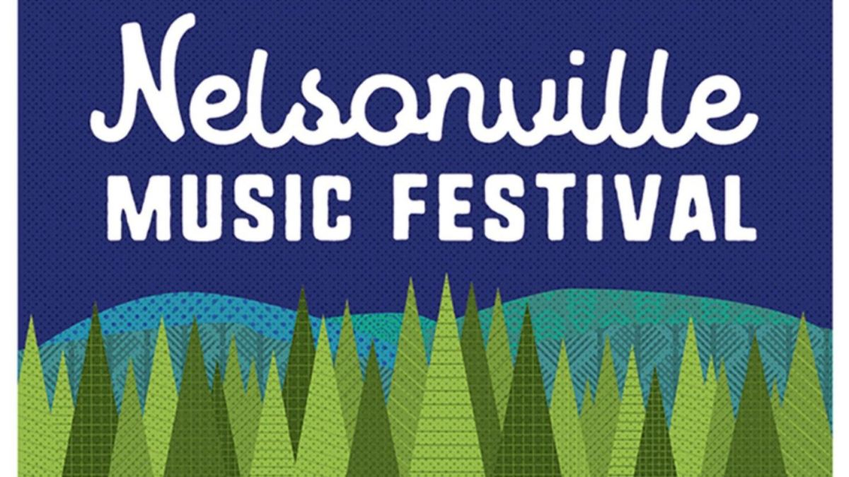 """4 DAYS OF MUSIC IN THE HILLS OF SOUTHEAST OHIO""- Nelsonville Music Festival 2018"