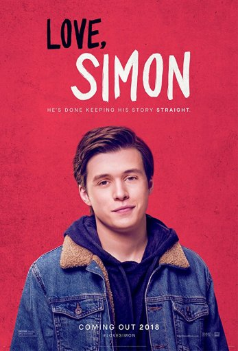 Love,Simon Poster